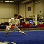 Open Flanders Wushu Cup 2013 - Sterre met Chang Quan