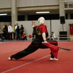 Open Flanders Wushu Cup 2013 - Ellen met Daoshu
