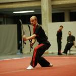 Open Flanders Wushu Cup - Janno met Ling Jiao Dao