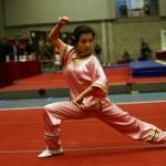 Open Flanders Wushu Cup 2013 - Xin Mei met Cha Quan