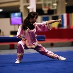 Open Flanders Wushu Cup 2013 - Xin Mei met Chang Quan