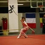 Open Flanders Wushu Cup 2013 - Xin Mei met Qiangshu