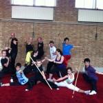 Uitwisseling Wushuteam Leeuwarden