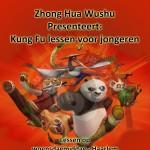 Kung Fu lessen voor de jeugd